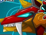 Battle Robot Wolf Age