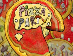 Beano Pizza Party
