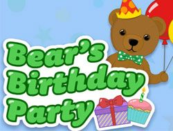 Bears Birthday Party