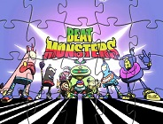 Beat Monsters Jigsaw