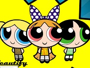 Beautify the Powerpuff Girls