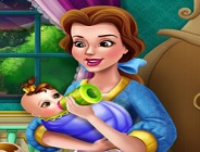 Belle Baby Feeding