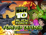 Ben 10 Alien Force Forever Defense