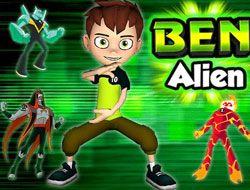 Ben 10 Alien Game