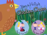 Ben and Holly's Chicken Chase