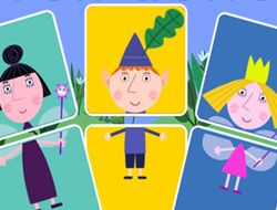 Ben and Hollys Little Kingdom Mix Up