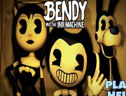 Bendy and the Ink Machine Mahjong