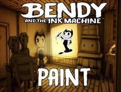Bendy and the Ink Machine Paint