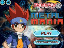 Beyblade Metal Mania