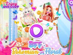 BFF Bohemian vs Floral