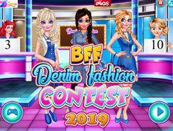 BFF Denim Fashion Contest 2019