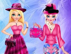 BFF Feather Festival Fashion