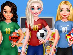 BFF Princess Vote for Fifa 2018