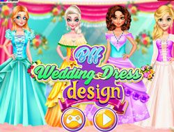 BFF Wedding Dress Design
