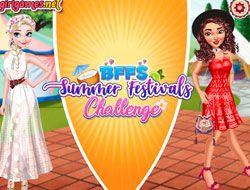BFFS Summer Festival Challenge