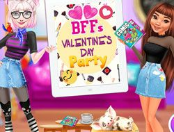 BFFs Valentine's Day Party