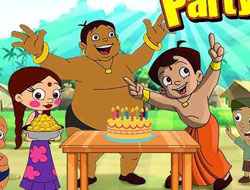 Bheem Birthday Party
