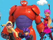 Big Hero 6 Jumping