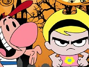 Billy and Mandy Happy Halloween
