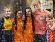 Bizaardvark Characters Puzzle