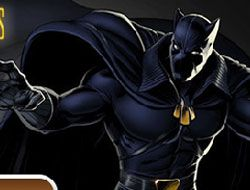 Black Panther Find the Hidden Letters