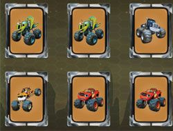 Blaze and the Monster Machines Memory 2