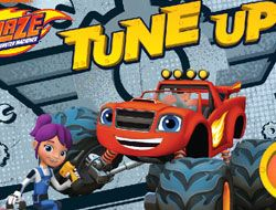 Blaze and the Monster Machines Tune-Up
