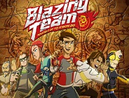 Blazing Team Jigsaw