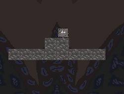 Blocky Adventures Gravity Maze