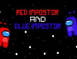 Blue and Red Impostor