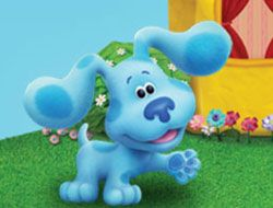 Blue's Clues and You Flip and Match