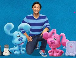 Blue's Clues and You Wordlinks