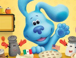 Blues Clues and You World Cooking