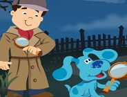 Blue's Clues Ghost Hunt