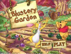 Blustery Garden