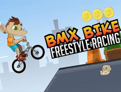 Bmx Bike Freestyle and Racing