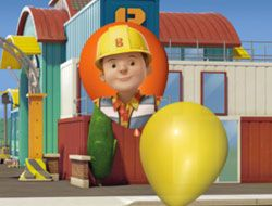 Bob the Builder Balloon Pop