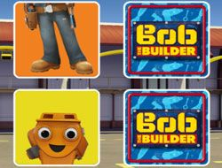 Bob the Builder Mix Up