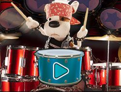 Bookaboo Drum Kit