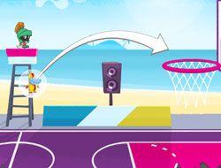 Boomerang All Stars Basket Zorb
