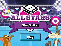Boomerang All Stars Star Striker