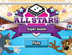 Boomerang All Stars Super Goalie