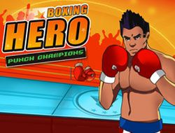 Boxing Hero Punch Champions