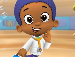 Bubble Guppies Career Day Dress-Up