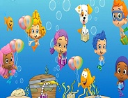 Bubble Guppies Sort the Jigsaw