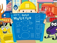Build Winter Fun