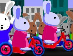 Bunny Bloony Racing 3