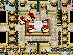 Burger Man