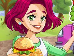 Burger Truck Frenzy