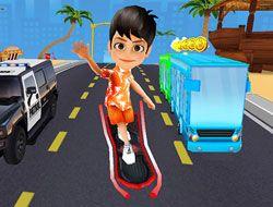 Bus and Subway Multiplayer Runner
